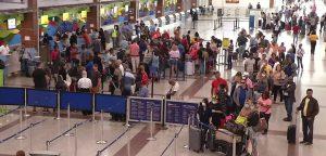 Aeropuertos dominicanos movilizaron a 816,813 pasajeros en el mes de mayo