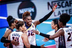 Voleibol de la RD venció Alemania en la Liga Naciones y terminó en sexto lugar