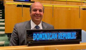 R.Dominicana ejercerá vicepresidencia en la Asamblea General de la ONU