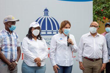 "Plan Social impacta familias en Cristo Rey como parte de ""Mi País Seguro"""
