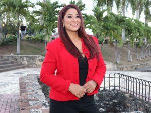 Yenny Polanco asegura que está lista para ser la presidenta de Adompretur
