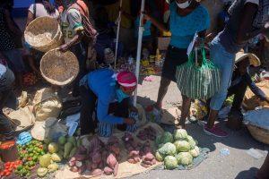 Casi la mitad de los haitianos bajo inseguridad alimentaria