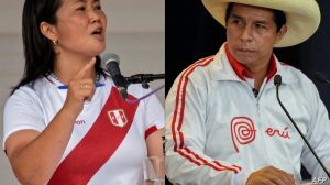 PERU: Vuelven a las urnas bajo en un balotaje entre izquierda y derecha