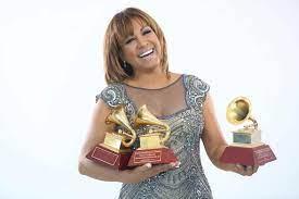 Milly Quezada recibirá el Premio a la Excelencia Musical de Latin Grammy