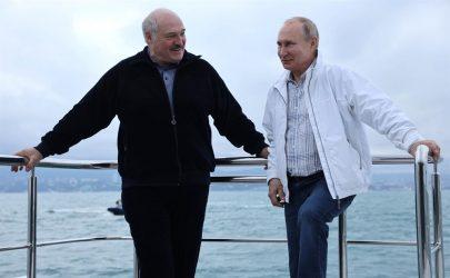 EEUU, Canadá y Reino Unido se unen a UE y sancionan a Lukashenko