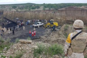MEXICO: Hallan cuatro cuerpos de mineros atrapados por derrumbe