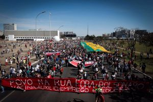 BRASIL: La oposición vuelve a tomar las calles al grito «¡Fuera Bolsonaro!»