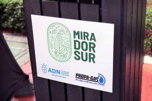 Propagas y Alcaldía DN implementarán mejoras en el Parque Mirador Sur