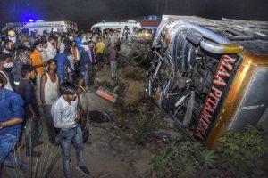 MEXICO: Siete muertos y decenas de heridos tras accidente en Rosarito