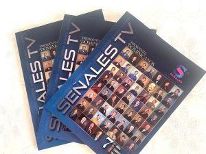 Canal de televisión Señales TV anuncia el lanzamiento revista impresa y digital