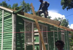 CAMBITA GARABITOS: Impulsan plan mejora viviendas campesinas