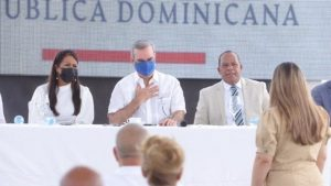 Abinader anuncia plan de desarrollo para la provincia Sánchez Ramírez