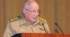 EE.UU. sanciona Ministro de Fuerzas Armadas de Cuba y a una unidad élite