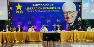 Senador Yván Lorenzo seguirá como vocero PLD; escogen subsecretarios