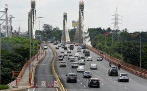 Ministerio de Obras Públicas entregó el puente Juan Bosch reacondicionado