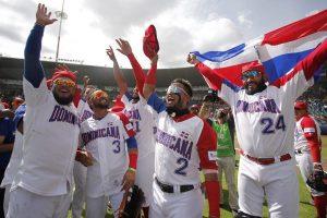 La meta del equipo de béisbol olímpico dominicano es ganar el oro en Tokio