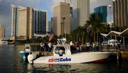Parte flotilla cubano-estadounidense para «respaldar» las protestas en Cuba