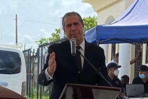 Dirigente PLD Francisco Javier Gracía agradece apoyo tras muerte hermana