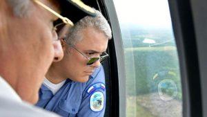 Colombia acusa a Venezuela de ataque contra helicóptero viajaba Iván Duque
