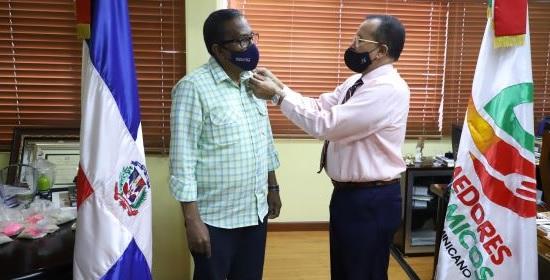 Comedores Económicos y CND asistirán residentes sectores vulnerables de RD