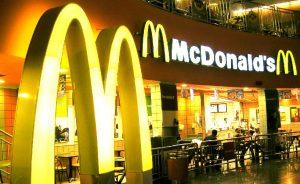McDonald's dispara 359% su beneficio en el segundo trimestre de este 2021