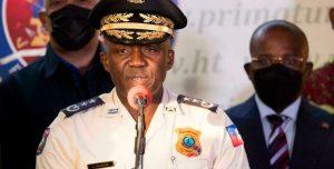 Dimite Director Policía de Haití en medio secuestro 17 misioneros