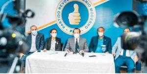 PRM ratifica a Estrella y Pacheco como presidentes Senado y Diputados