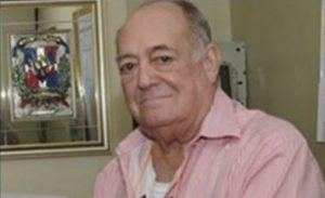 Fallece en SD París Goico, quien fuera secretario del Senado de la República