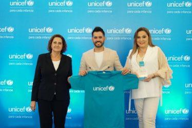 UNICEF RD nombra a Manny Cruz como Embajador Nacional de Buena Voluntad