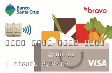 Banco Santa Cruz y Grupo Bravo presentan nueva tarjeta de crédito