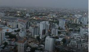 El polvo del Sahara incrementa la sensación de calor en Dominicana