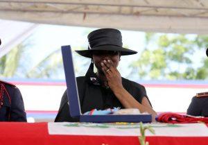 Viuda de presidente haitiano pide justicia y señala a oligarcas
