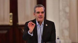 Abinader advierte gobierno «no tolera ni tolerará» ningún acto de corrupcion