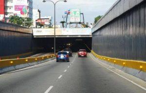 MOPC anuncia mantenimiento en SD; habilitará carril en la autopista Duarte