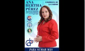 Dos Generaciones presenta Ana Bertha Pérez como candidata CDP en Santiago
