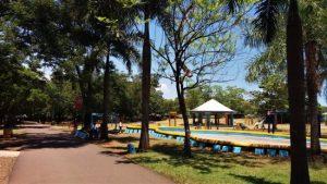 Vías internas parque Mirador Sur solo serán utilizadas para caminar o correr