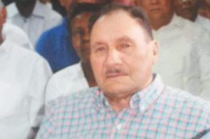 SAN JOSE DE OCOA: Muere exdiputado Félix Sánchez Ciprián