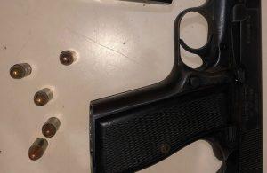 SANTIAGO: Durante tiroteo PN mata presunto delincuente en Bella Vista