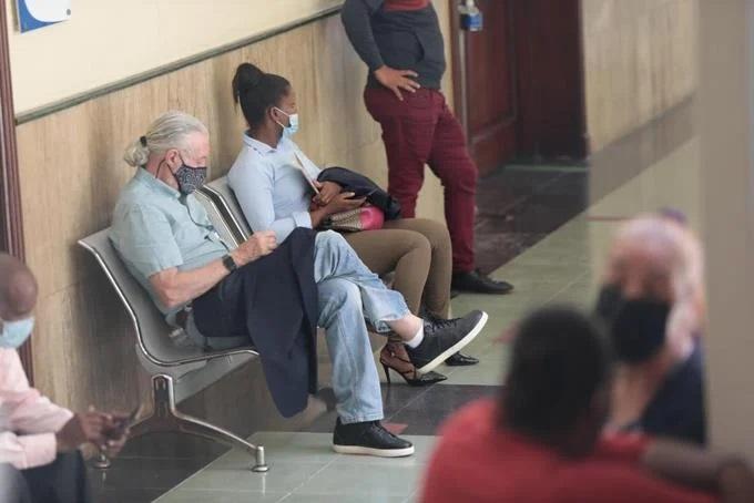 Cantante Danny Daniel acude a tribunal dominicano lo declaró en rebeldía
