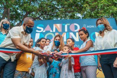 ADN inaugura parque de educación vial para niños en el sector Costa Brava