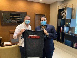 Promotora Fighting Force anuncia el Grand Prix Dominicana de Seguros