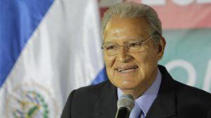 EL SALVADOR: Ordenan arresto por corrupción expresidente Sánchez