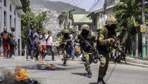 HAITI: Delegaciones de ONU y EEUU abandonaronn funeral Moïse tras disparos