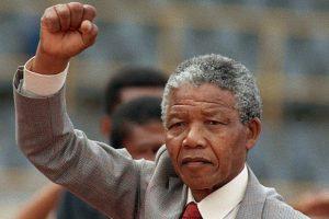 103 años del natalicio de Nelson Mandela