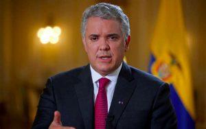 COLOMBIA: Duque pide renuncia  ministra por escándalo corrupción
