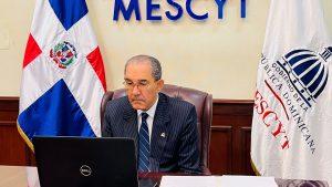 RD asume presidencia de Ministerios de Educación Superior de Iberoamérica