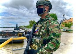 COLOMBIA: Miles de personas huyen de hogares por violencia grupos armados