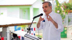 SANTIAGO: Gobierno anuncia obras para el desarrollo de Sabana Iglesia