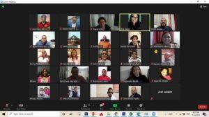 SODOMEDI juramenta nuevos miembros en la comunicación digital