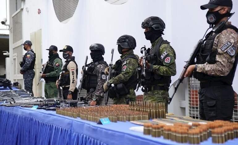 VENEZUELA: 4 policías muertos y  22 delincuentes detenidos tras tiroteos